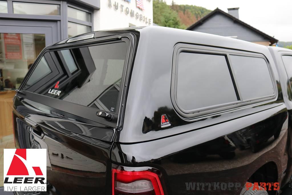 leer hardtop 100r dodge ram 1500 crew cab ab mod. Black Bedroom Furniture Sets. Home Design Ideas