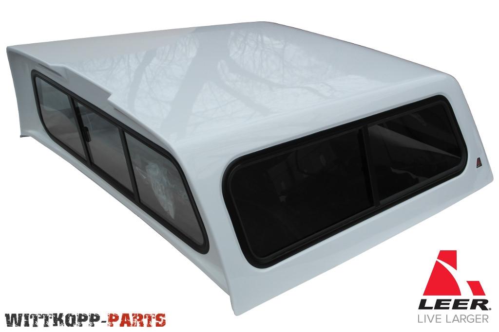 leer hardtop 100r dodge ram 1500 crew cab 09 18 weiss. Black Bedroom Furniture Sets. Home Design Ideas