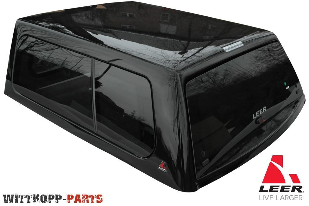 leer hardtop 100xl dodge ram 1500 crew cab schwarz met. Black Bedroom Furniture Sets. Home Design Ideas