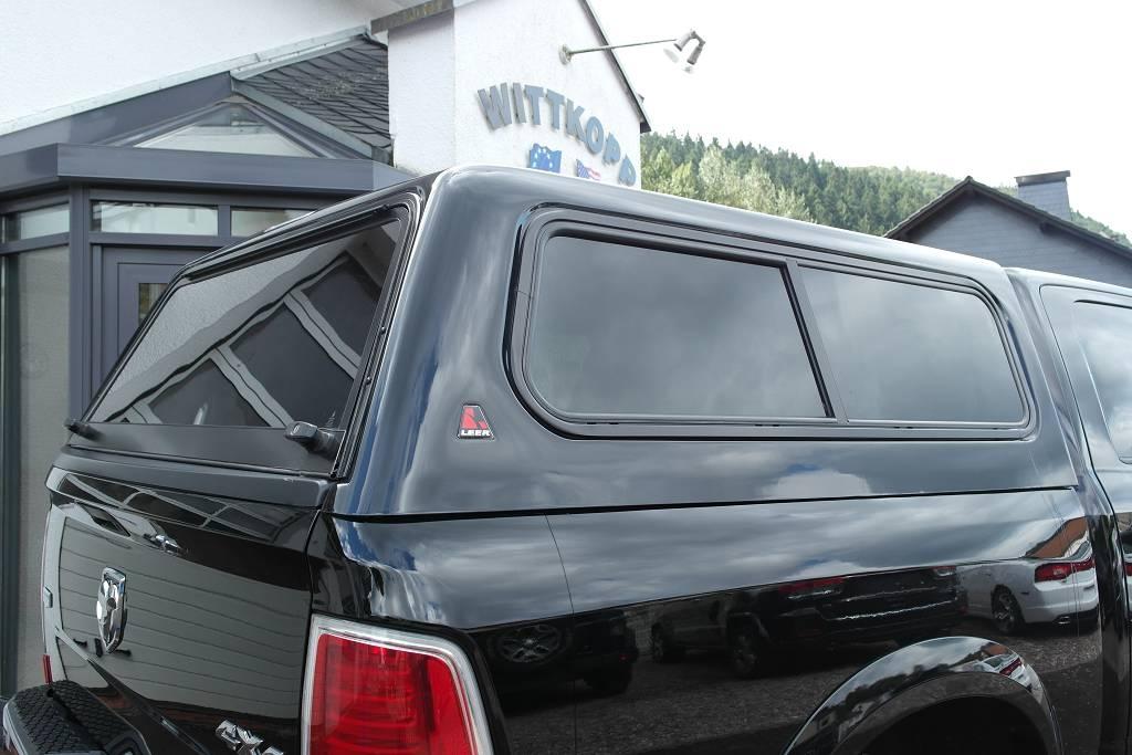 leer hardtop 100r dodge ram 1500 crew cab 09 16 schwarz. Black Bedroom Furniture Sets. Home Design Ideas