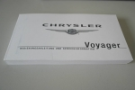 Bedienungsanleitung Chrysler Grand Voyager Mod. 2008-2010