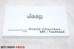 Bedienungsanleitung Jeep Grand Cherokee SRT/Trackhawk ab 2018