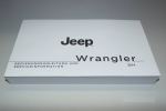 Bedienungsanleitung Jeep Wrangler (JK) ab Mod. 2014