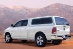LEER Hardtop 100XR Dodge Ram 1500 Quad Cab 09-18 (weiss)