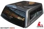 LEER Hardtop 100XR Dodge Ram 1500 Crew Cab 09-18 (grau)