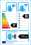 2x 295/45 ZR20 110Y  Pirelli P-Zero Runflat-Reifen
