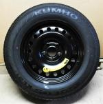 Komplettrad Kumho P245/65R18 110H Original - Mopar OEM
