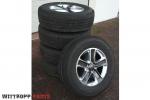 originaler Komplettradsatz 18 LM  Bridgestone 255/70R18