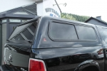 LEER Hardtop 100R Dodge Ram 1500 Crew Cab 09-18 (schwarz)
