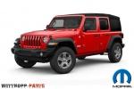 Sunrider® Softtop schwarz - [JL] Jeep Wrangler Unlimited ab Mod. 2018