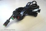 G3 Universal Kabel und Schalter Kit (DT Connector/2 Anschlüsse)