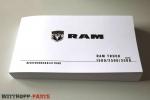 Bedienungsanleitung Dodge Ram 1500/2500/3500 Mod. 2018